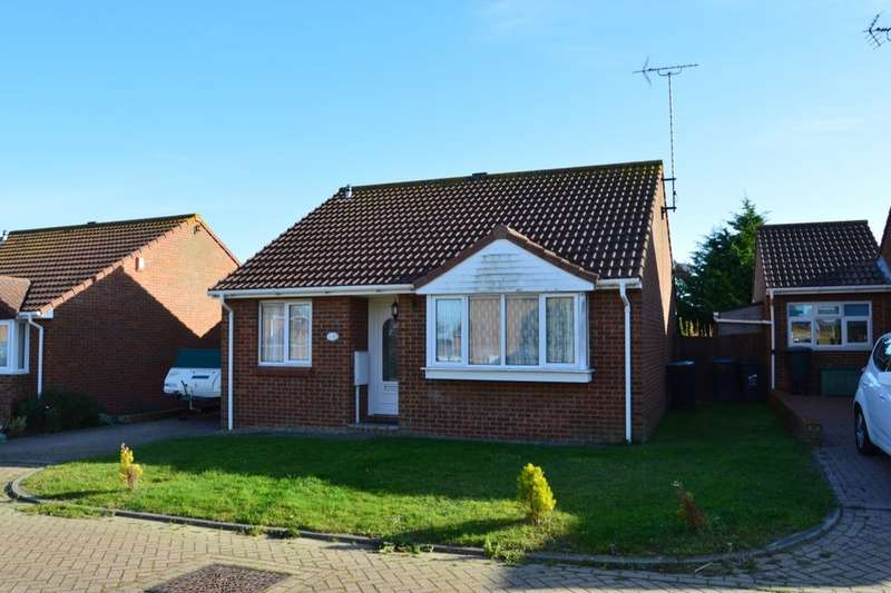 2 Bedrooms Detached Bungalow for sale in Cranbrook Close, Cliftonville, Margate, CT9