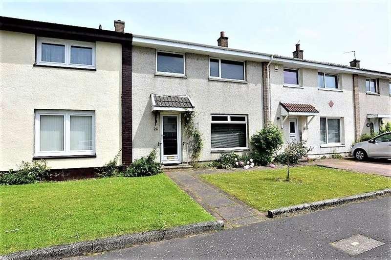3 Bedrooms Property for sale in Canberra Drive, East Kilbride, Glasgow, G75