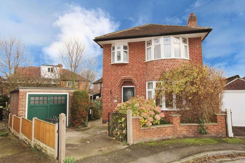 3 Bedrooms Detached House for sale in Pelham Crescent, Beeston, Nottingham, NG9