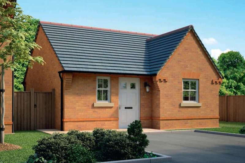 1 Bedroom Detached Bungalow for sale in Meadow View Maw Green Road, Crewe, CW1