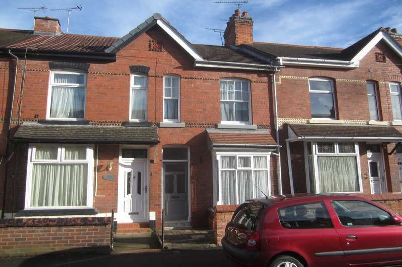 2 Bedrooms Property for sale in Somerville Street, Crewe, CW2