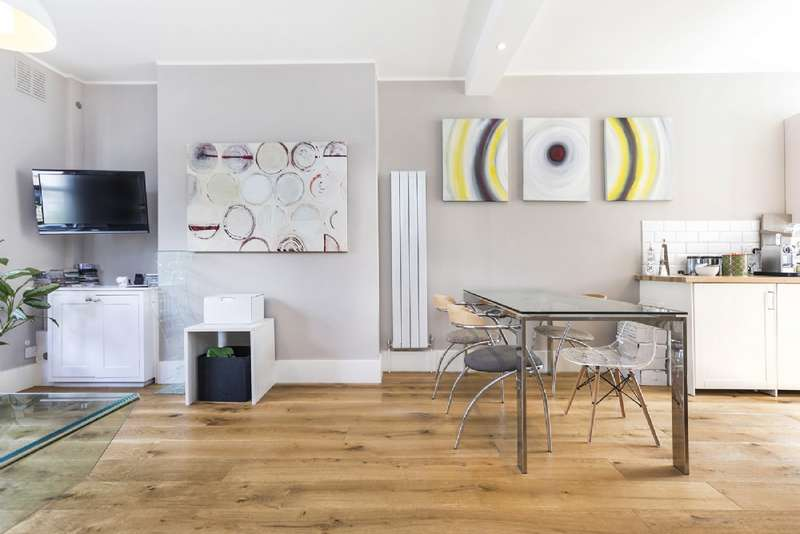 1 Bedroom Flat for sale in Fermoy Road , W9