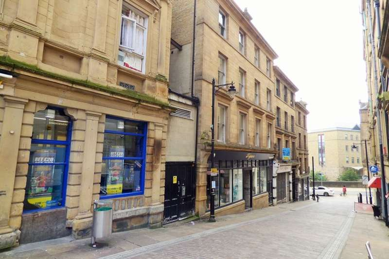 1 Bedroom Flat for sale in Upper Millergate, Bradford, BD1