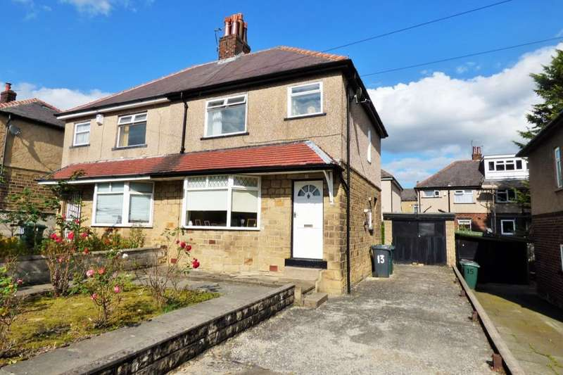 3 Bedrooms Semi Detached House for sale in Como Grove, Bradford, BD8