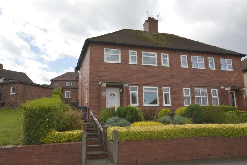 3 Bedrooms Semi Detached House for sale in St. Lawrence Road, Frodsham, WA6