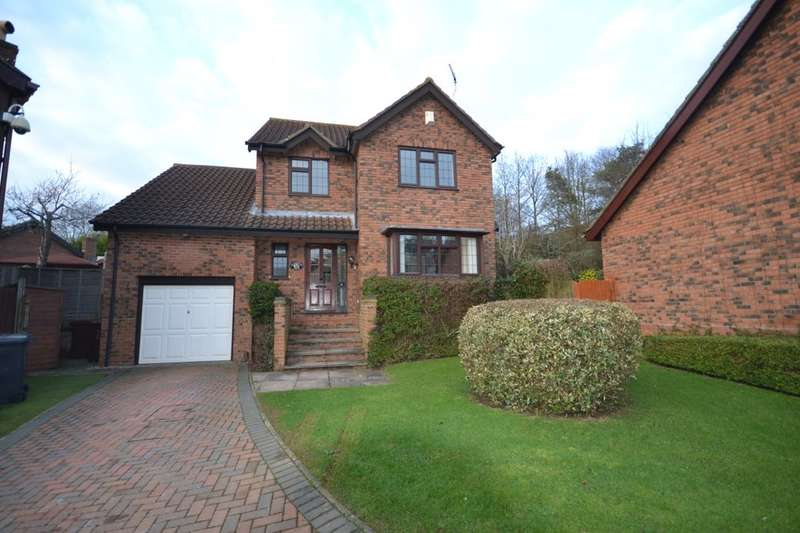 4 Bedrooms Detached House for rent in Ravens Croft, East Hunsbury, Northampton, NN4