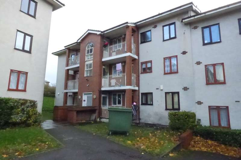 2 Bedrooms Flat for rent in Regency Court, Bradford, BD8