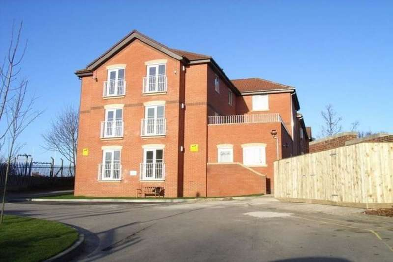 2 Bedrooms Flat for sale in Benwell Village, Newcastle Upon Tyne, NE15