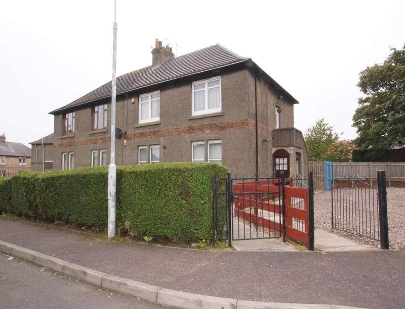 2 Bedrooms Flat for rent in Institution Street, Buckhaven, Leven, KY8