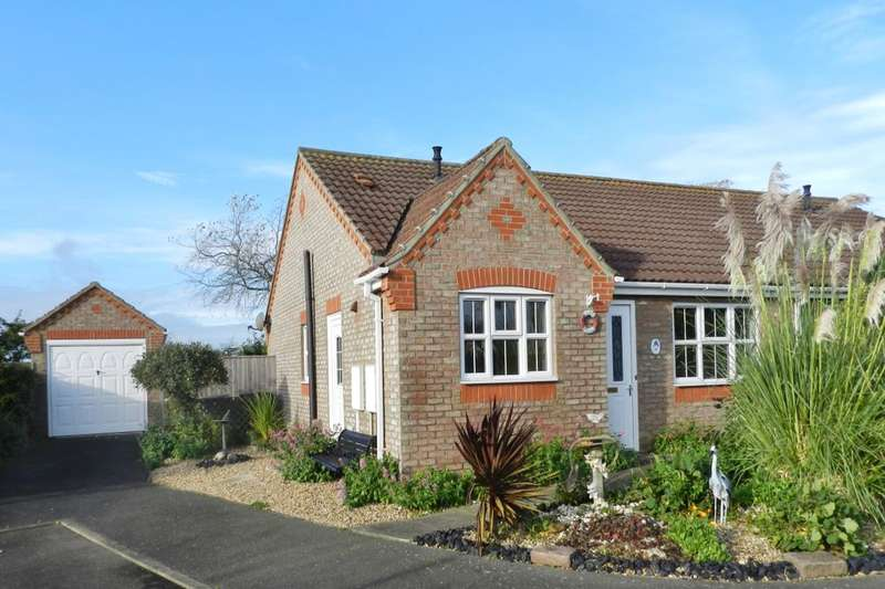 2 Bedrooms Semi Detached Bungalow for sale in Aqua Drive, Mablethorpe, LN12