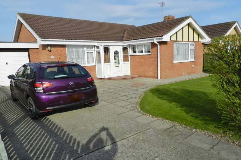 2 Bedrooms Bungalow for sale in Park View, Sutton-On-Sea, Mablethorpe, LN12