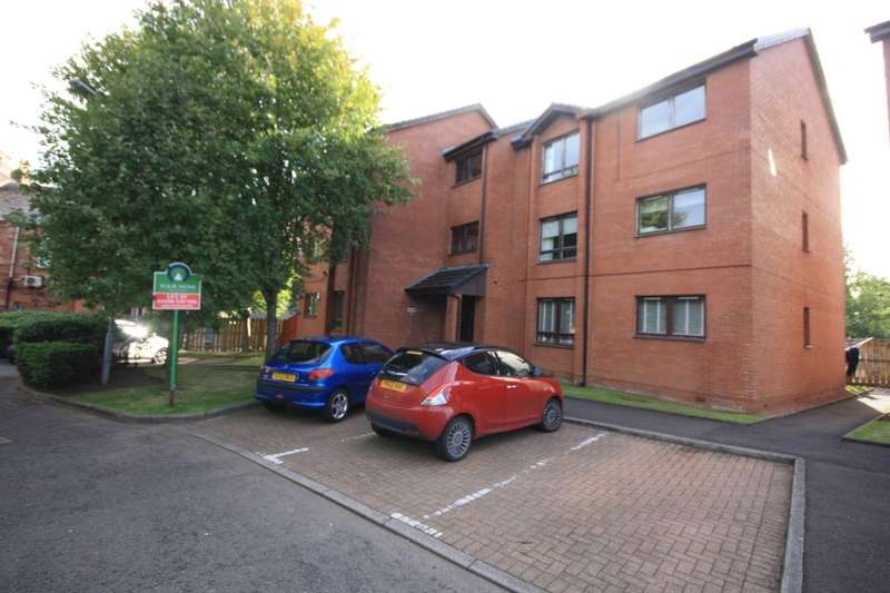 2 Bedrooms Flat for rent in Ferry Road, Bothwell, Glasgow, G71