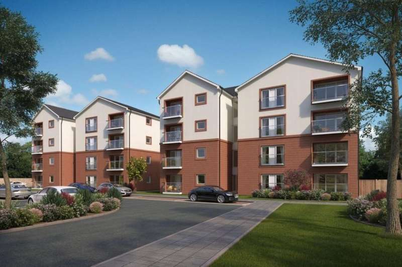2 Bedrooms Flat for rent in Bothwell Mews, Bothwell Road, Uddingston, G71