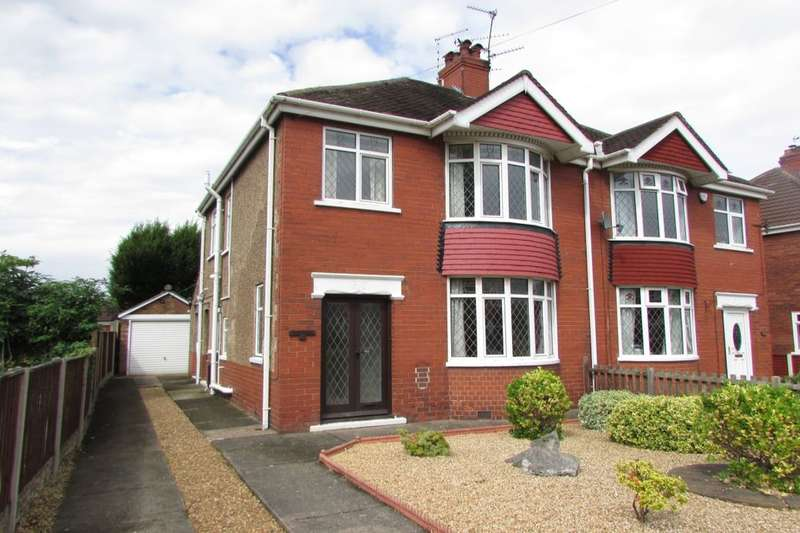 3 Bedrooms Semi Detached House for sale in Church Lane, Scunthorpe, DN15