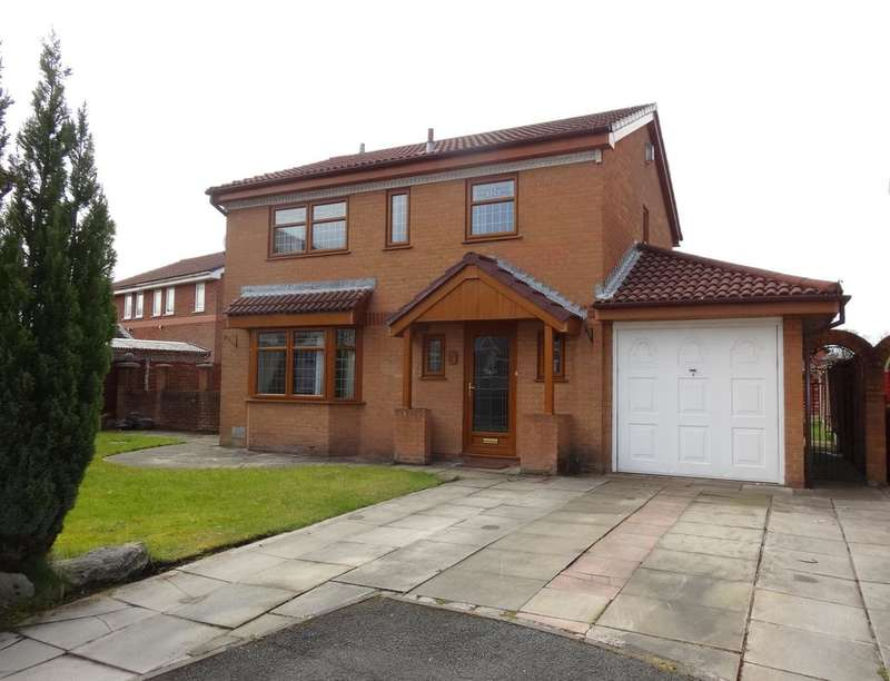 4 Bedrooms Detached House for rent in Fulwood Heights, Fulwood, Preston, PR2