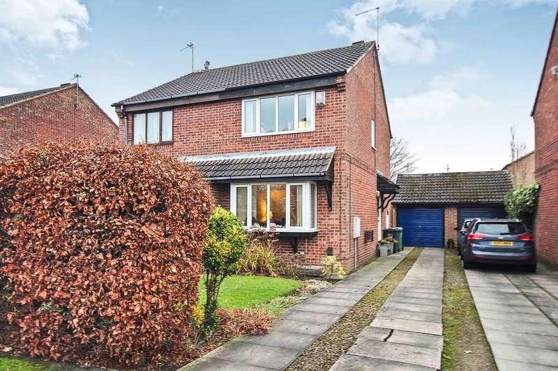 2 Bedrooms Semi Detached House for sale in Plane Tree Avenue, Leeds, LS17