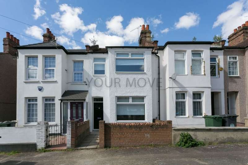 4 Bedrooms Property for sale in Chaucer Road, Walthamstow, London, E17