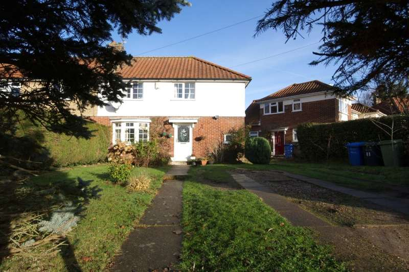 3 Bedrooms Semi Detached House for sale in Mansfield Lane, South City , Norwich, NR1