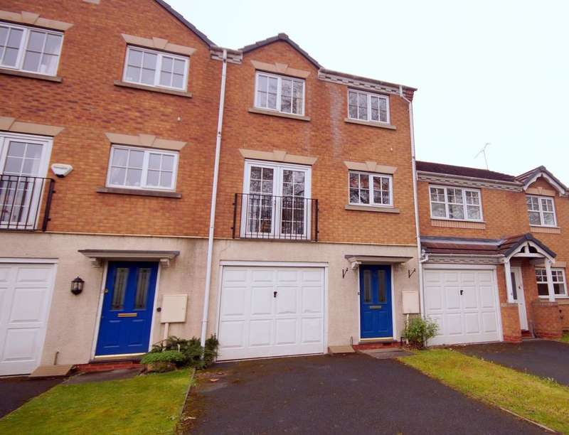 3 Bedrooms Property for rent in Lotus Way, Stafford, ST16
