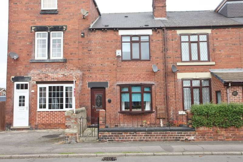 2 Bedrooms Property for sale in High Street, Thurnscoe, Rotherham, S63