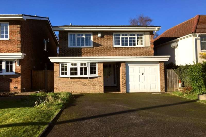4 Bedrooms Detached House for sale in Norsted Lane, Pratts Bottom, Orpington, BR6