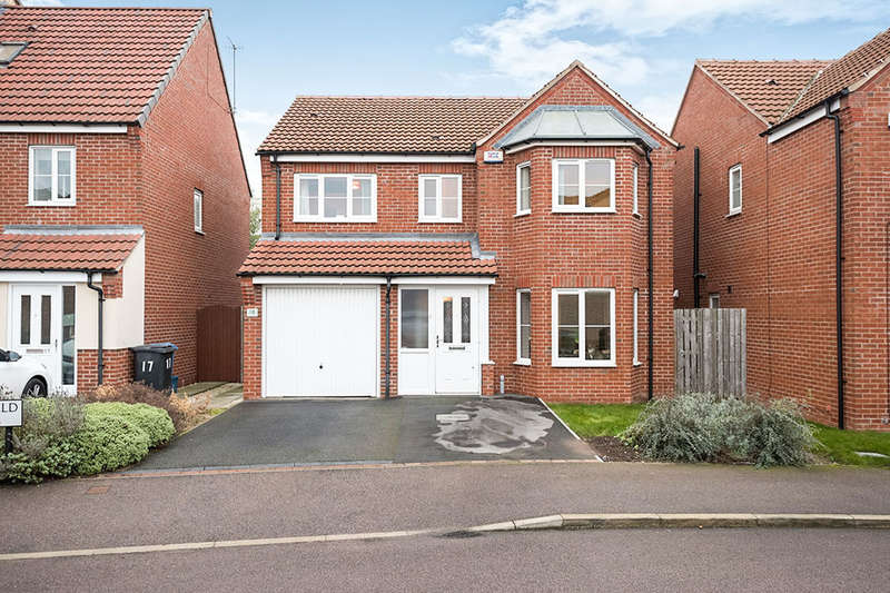 4 Bedrooms Detached House for sale in Ecclesfield Close, Ecclesfield, Sheffield, S35