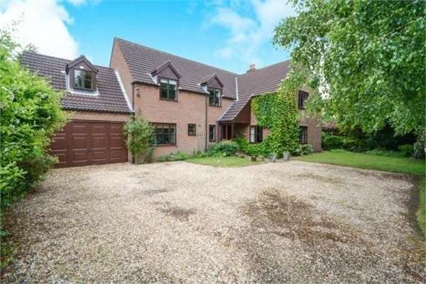 6 Bedrooms Detached House for sale in Morton Road, Laughton, Gainsborough, Lincolnshire