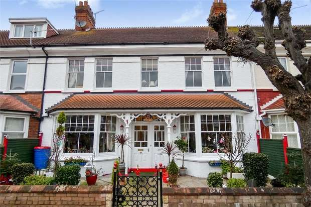5 Bedrooms Town House for sale in Summerland Avenue, Minehead, Somerset