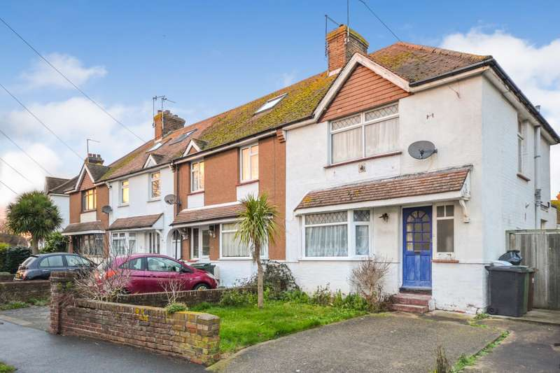 2 Bedrooms House for sale in Queens Crescent, Eastbourne, BN23