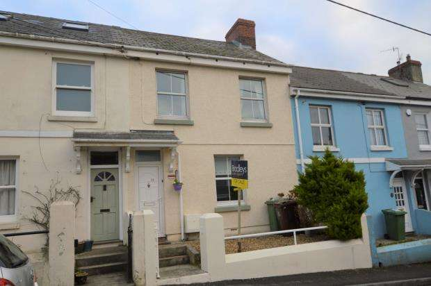 3 Bedrooms Terraced House for sale in Endsleigh Road, Oreston, Plymouth, Devon