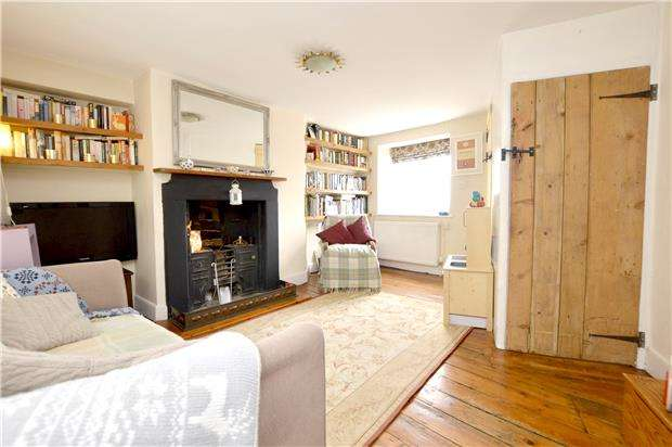 2 Bedrooms Terraced House for sale in Upper Leazes, Stroud, GL5 1LA