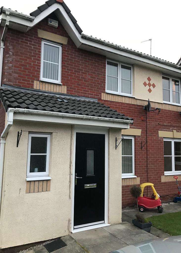 4 Bedrooms Semi Detached House for rent in Lawndale Drive, Ellenbrook, Worsley, Manchester, M28 2Pw