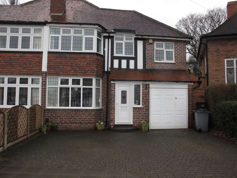 5 Bedrooms Semi Detached House for sale in Witherford Croft, Solihull