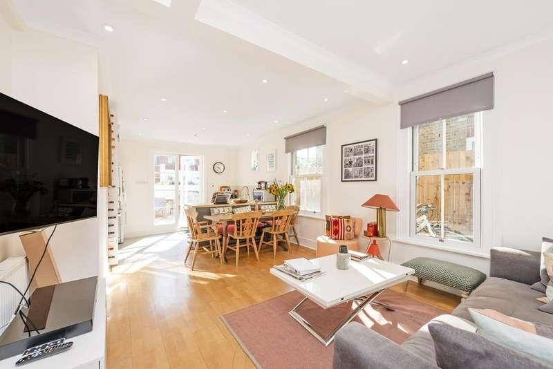 2 Bedrooms Flat for sale in Collingbourne Road, W12