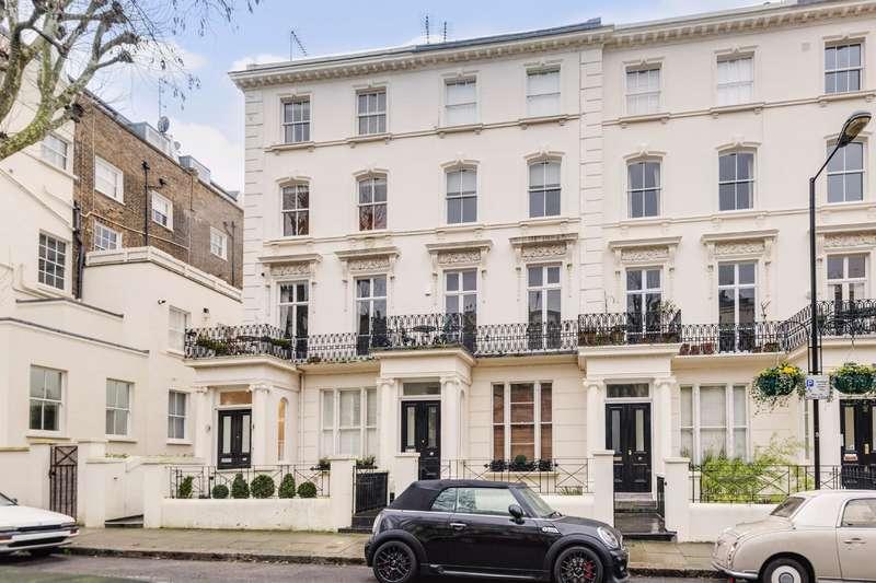 1 Bedroom Flat for sale in Clarendon Gardens, London