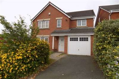 4 Bedrooms Detached House for rent in Siskin Close, Oldbury, B68