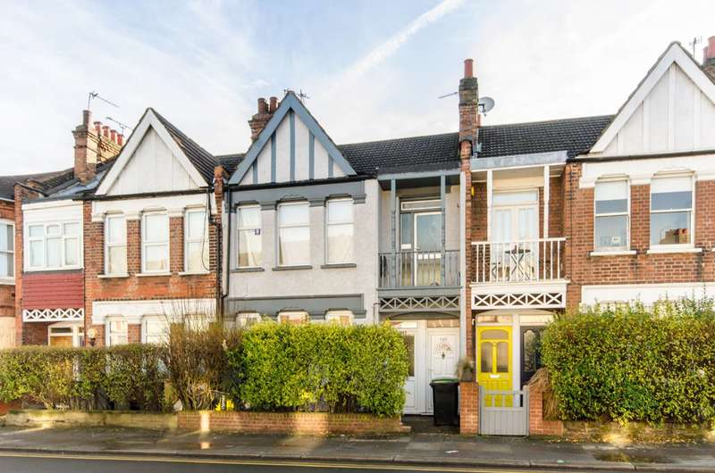 2 Bedrooms Flat for sale in Westbury Avenue, Turnpike Lane, N22