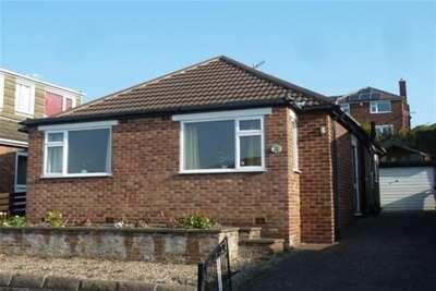 2 Bedrooms Bungalow for rent in Paddock Way, Coal Aston, Dronfield, S18