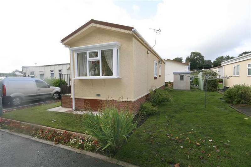1 Bedroom Park Home Mobile Home for sale in Meadow Park, Plox Brow