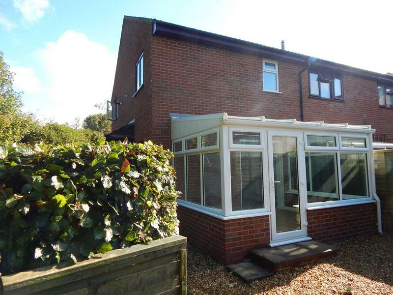 1 Bedroom End Of Terrace House for sale in Shand Park, Axminster, Devon