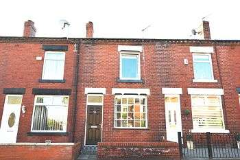 2 Bedrooms Terraced House for rent in Woodbine Road, Bolton, BL3