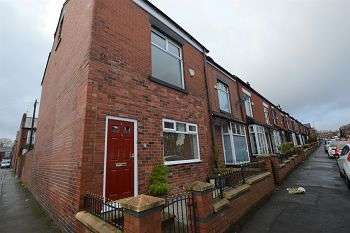 2 Bedrooms Terraced House for rent in Beverley Road, Bolton