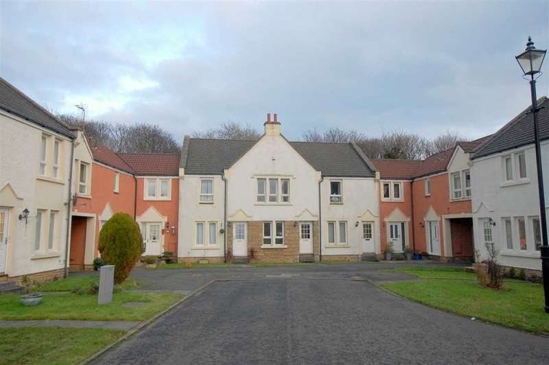 2 Bedrooms Terraced House for sale in Harbour Place, Dalgety Bay