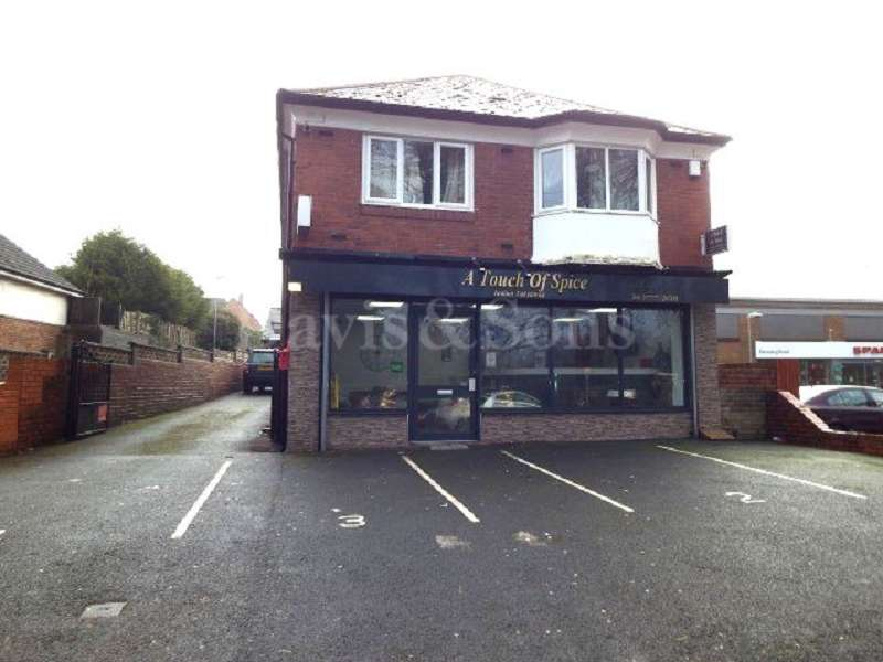 4 Bedrooms Takeaway Commercial for sale in ,113, Bassaleg Road, Newport. NP20 3NA