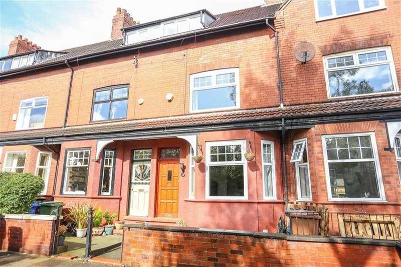 4 Bedrooms Terraced House for sale in Howard Avenue, Heaton Chapel