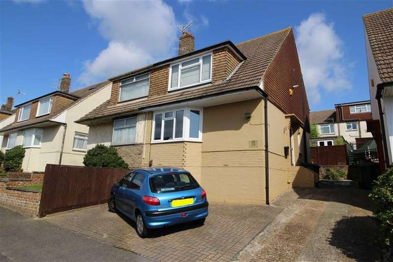 2 Bedrooms Semi Detached House for sale in Truleigh Drive, Portslade, East Sussex