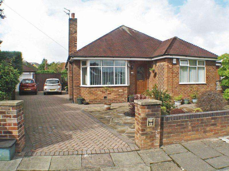 3 Bedrooms Detached Bungalow for sale in Mill Hey Avenue, Poulton-Le-Fylde