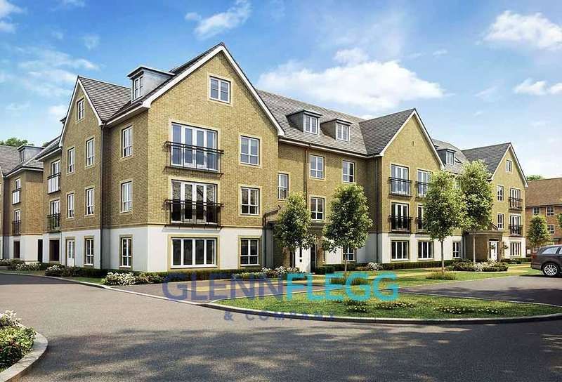 2 Bedrooms Apartment Flat for sale in Langley Road, New Build Apartments