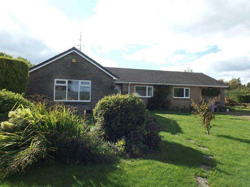 4 Bedrooms Detached Bungalow for sale in Embleton Close, Longframlington - Four Bed Detached Bungalow