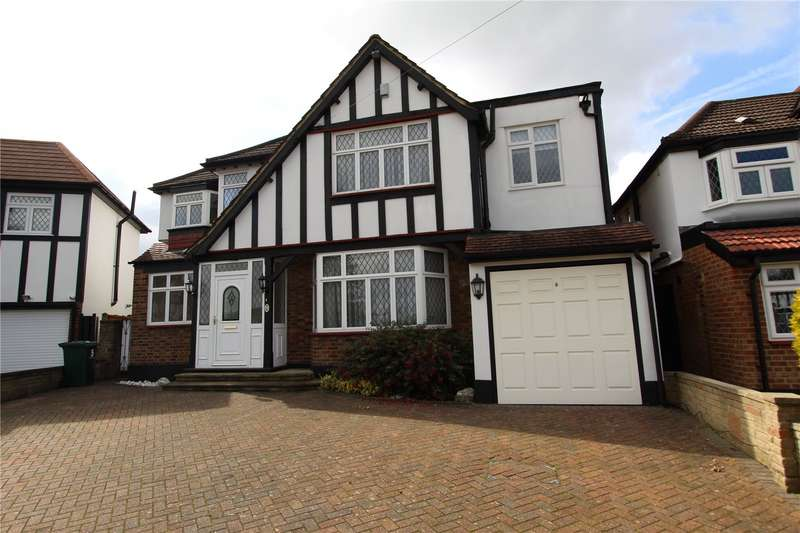 5 Bedrooms Detached House for rent in Carlton Close, Edgware, HA8